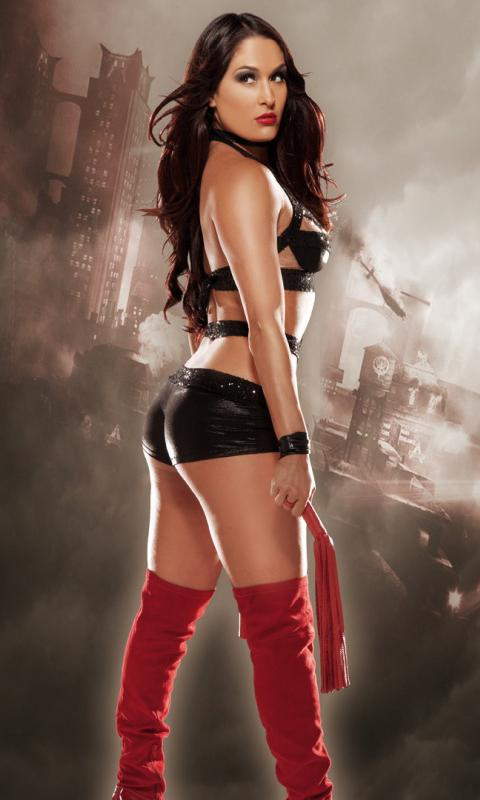 Nikki Bella HD wall+slide - screenshot