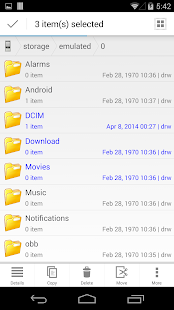 File Manager HD(File transfer) Screenshot