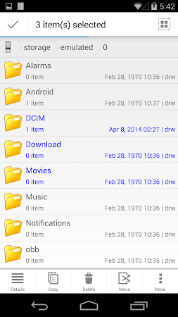 File Manager HD(File transfer) 3.4.3 screenshot 112767