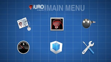 Screenshot of iURO Prostate Pro
