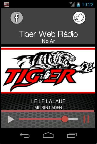 Tiger Web Rádio