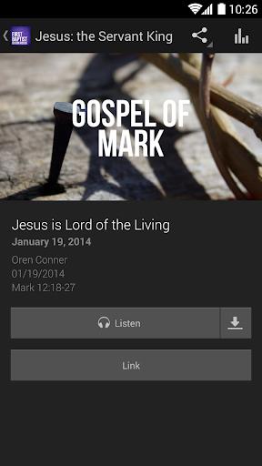【免費教育App】First Baptist Baton Rouge-APP點子