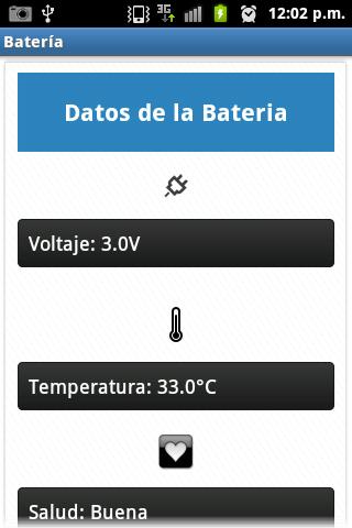 Battery Information