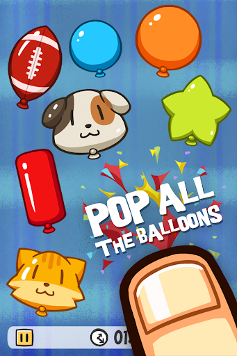 Balloon Party Rock - The Game