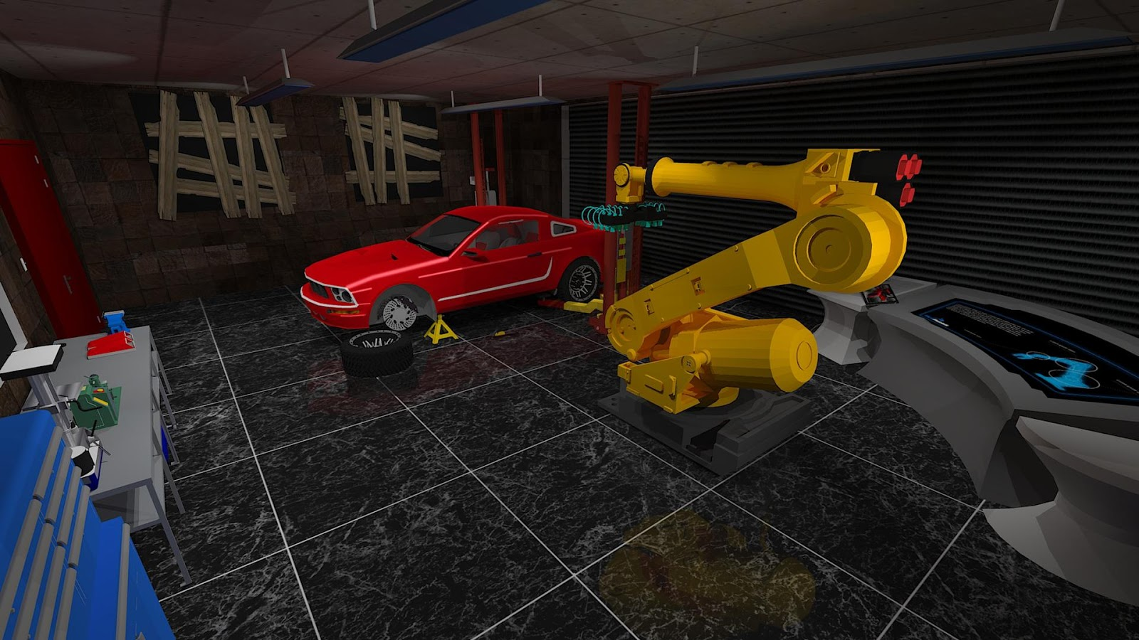 Fix My Car: Zombie Survival- screenshot