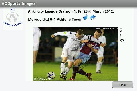 AC Sports Images- screenshot