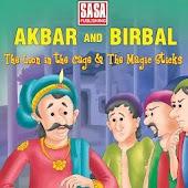 Stories from Akbar & Birbal 1