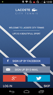 LACOSTE City Tennis - screenshot thumbnail