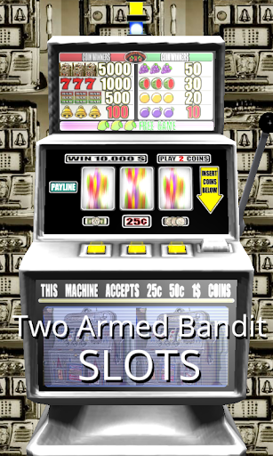 3D Two Armed Bandit Slots - Fr