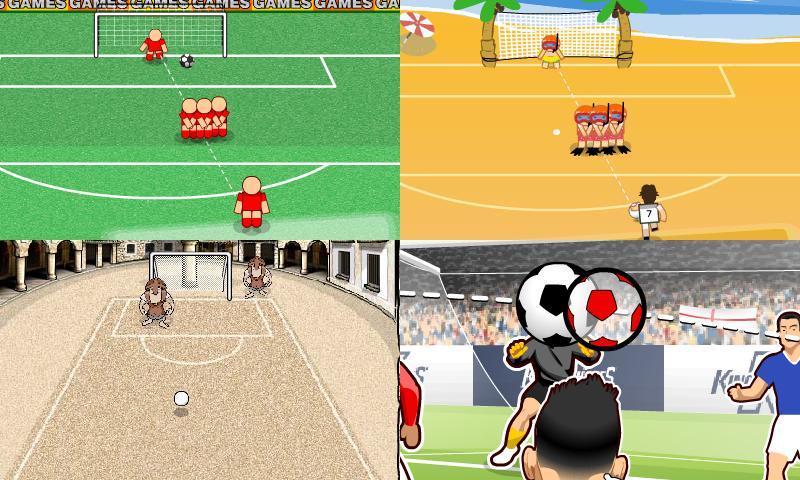 Jogo de futebol- screenshot