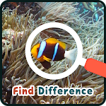 Find Differences Undeawater