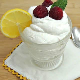 Syllabub Dessert Recipes.