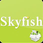 Skyfish Swipe Launcher Free