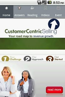 CustomerCentric Selling Pocket- screenshot thumbnail