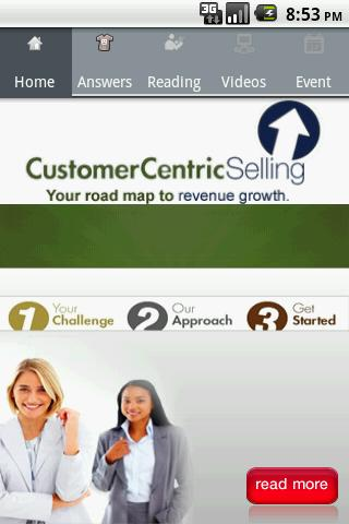 CustomerCentric Selling Pocket- screenshot