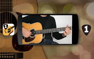 Screenshot of Guitar Lessons Beginners LITE
