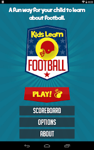 Kids Learn Football- screenshot thumbnail