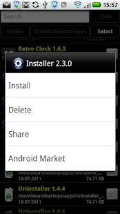 Installer - Install APK - screenshot thumbnail