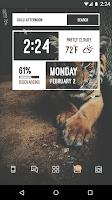 Screenshot of Zooper Widget