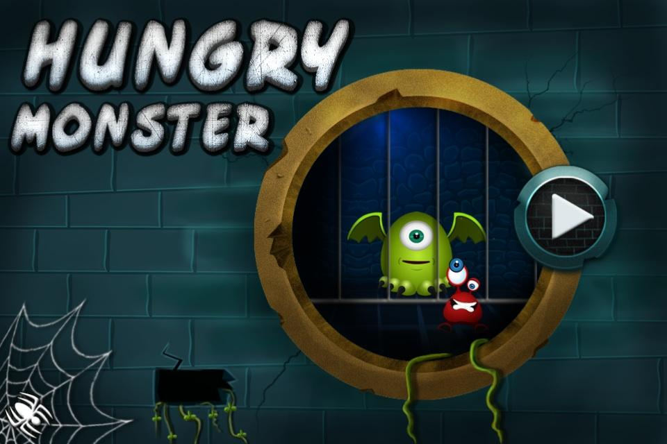 Hungry Monster!- screenshot