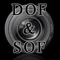 Hyperfocal, DOF & SOF calcs