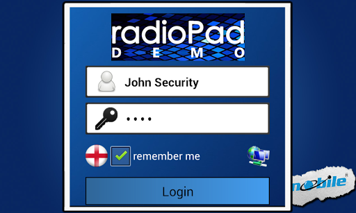 radioPad Demo