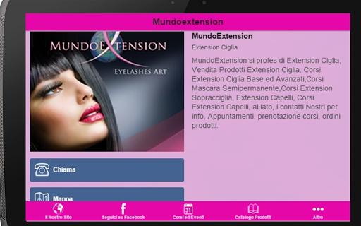 【免費健康App】Mundoextension-APP點子