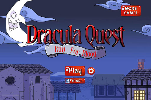 玩免費冒險APP|下載Dracula Quest: run for blood ! app不用錢|硬是要APP