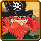Pirate Puzzle Games for Kids