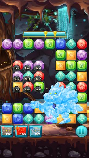 Elemental Jewels - Match 3
