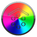 Smart Launcher theme rainbow icon