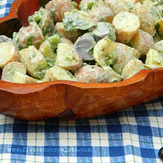 Happy Camper Potato Salad