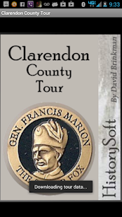 Clarendon County Tour - screenshot thumbnail
