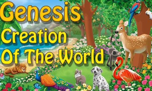 玩免費書籍APP|下載Genesis: Creation of the world app不用錢|硬是要APP