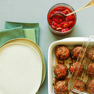 Big Spicy Meatballs.