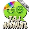 Taj Mahal GO SMS Pro theme logo