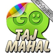 Taj Mahal GO SMS Pro theme