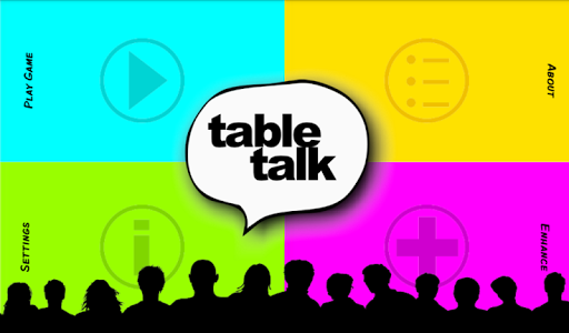 Table Talk for Christmas Free