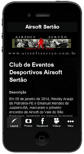 Airsoft Sertão