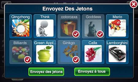 Texas Poker Deluxe Français 1.1.5 screenshot 7600