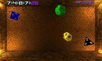 Screenshot of Dice RPG