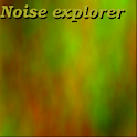 Graphical Noise Explorer logo