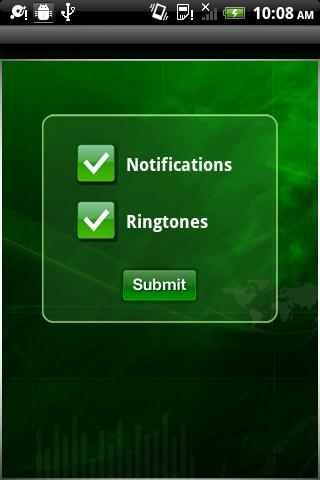 UndrTheRadr Ringtones- screenshot