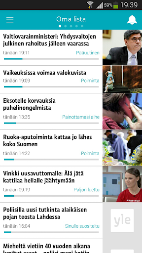 Yle Uutiset Uutisvahti