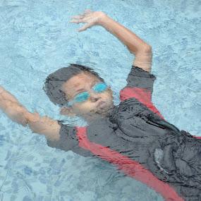 flowing by Styoningrum Styoningrum - Sports & Fitness Swimming (  )