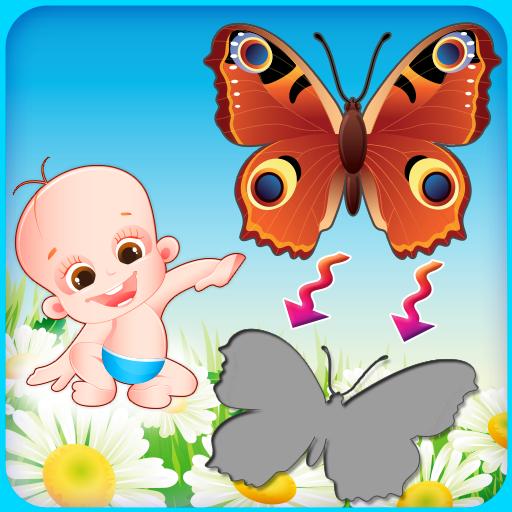 赤ちゃんのパズル 教育 LOGO-玩APPs