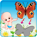 Baby Educational Games for boys, for girls - Logo