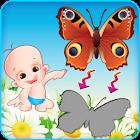 Baby-Rätsel:Sorter Spiel icon