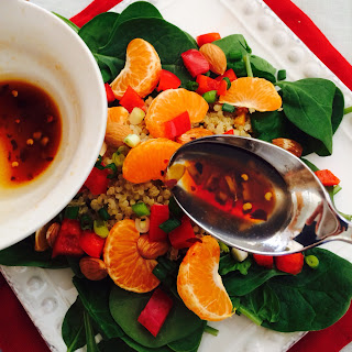 Almond Oil Salad Dressing Recipes.