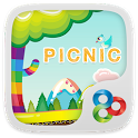 Picnic GO Launcher Theme icon